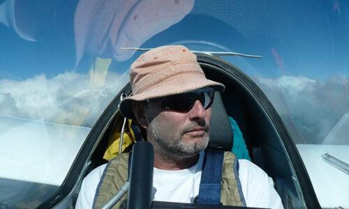 G Dale Gliding Silver Medallist Soaring Engine Author