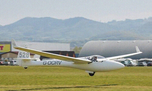 Glider Soaring Engine